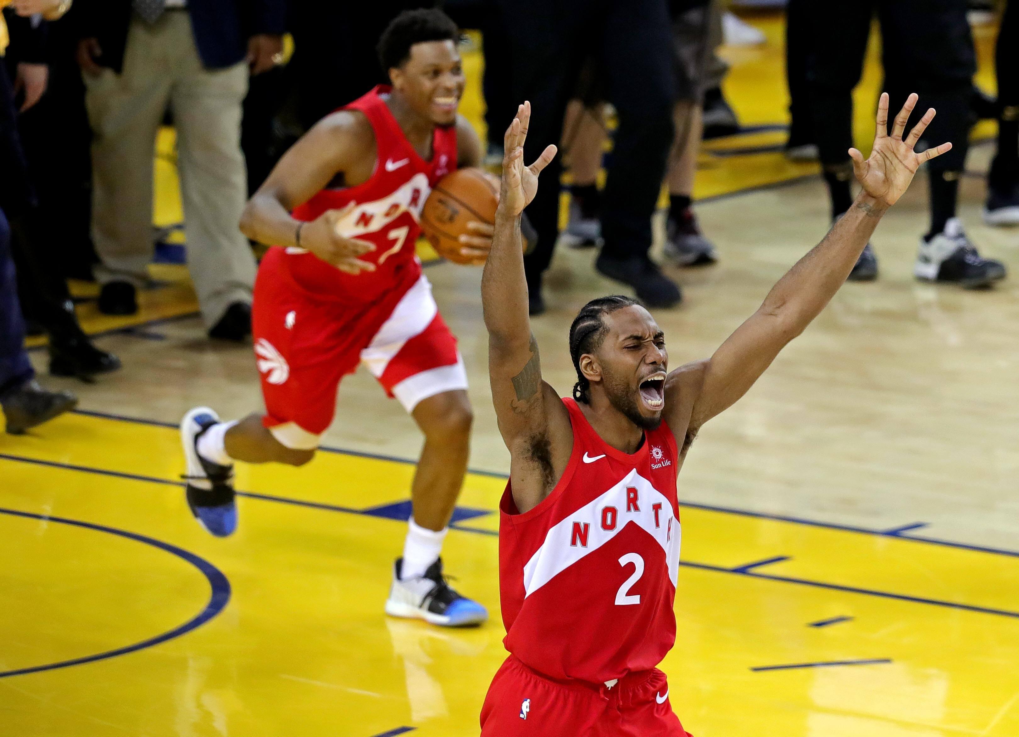 Έγραψαν ιστορία οι Ράπτορς! Πρώτη φορά πρωταθλητές NBA!