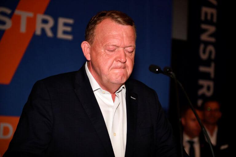 Δανία: Αναγνώρισε την ήττα στις εκλογές ο Ράσμουσεν – Υποβάλει σήμερα παραίτηση