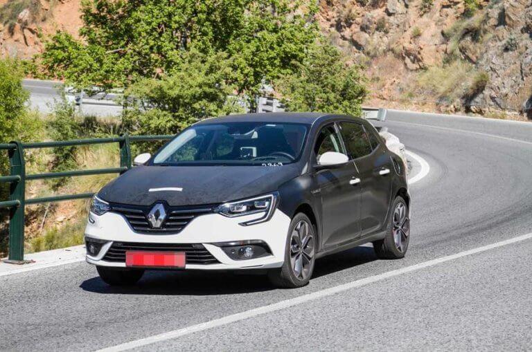 Έρχεται ανανέωση και υβριδική έκδοση για το Renault Mégane