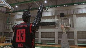 Ρομπότ – μπασκετμπολίστας έκανε παγκόσμιο ρεκόρ Γκίνες – Video