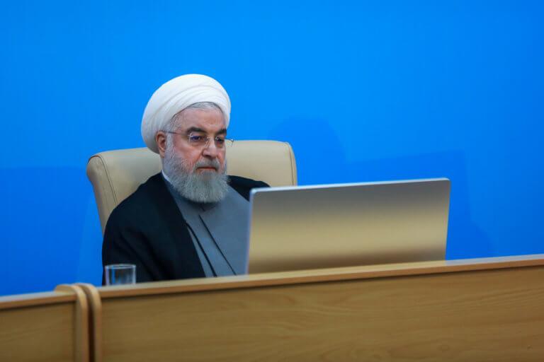 Ροχανί: Το Ιράν δεν επιδιώκει πόλεμο με τις ΗΠΑ