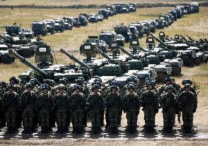 Ρωσία: Θα απαντήσουμε με στρατιωτικά μέσα στο ΝΑΤΟ