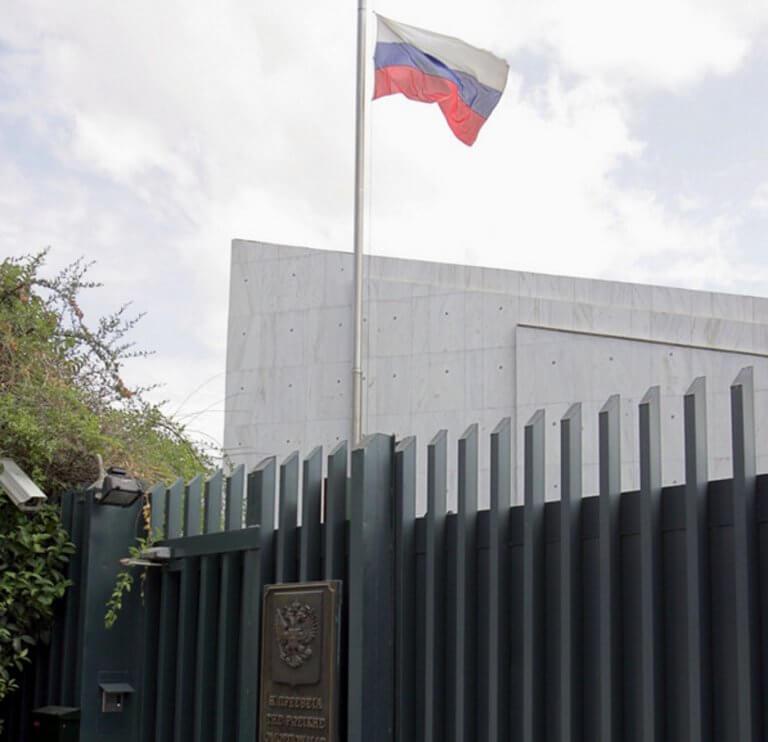 Η Ρωσία γιόρτασε στην Αθήνα την εθνική της ημέρα