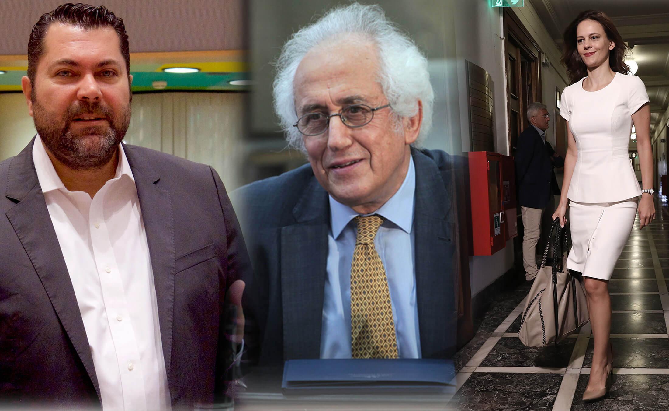 Εκλογές 2019 – Ο Αντώνης Ρουπακιώτης υπηρεσιακός υπουργός Εσωτερικών