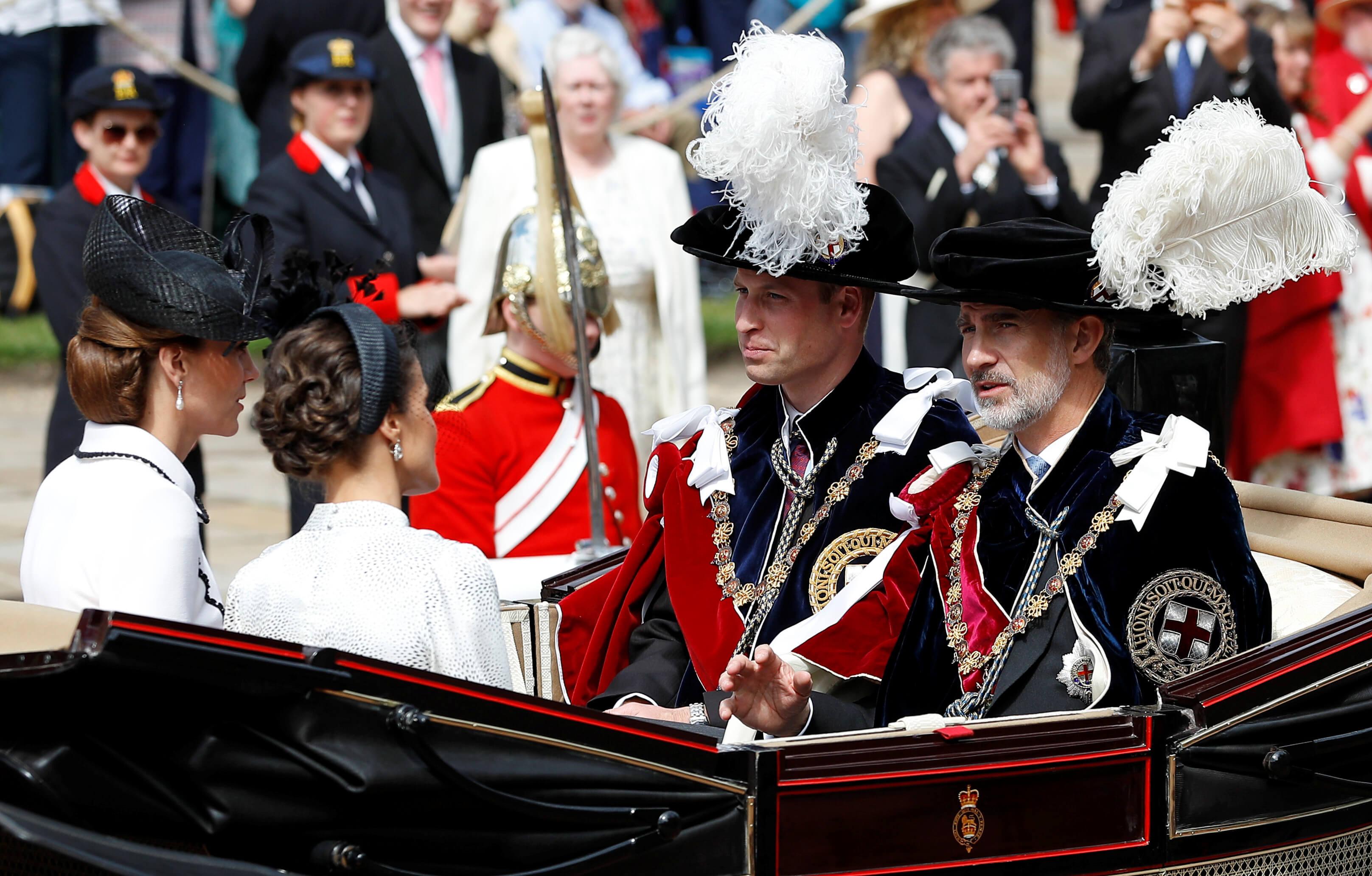 Έχουν ξεκληρίσει τη μισή Βρετανία! Νέο σοβαρό τροχαίο προκάλεσε η Βασιλική Οικογένεια