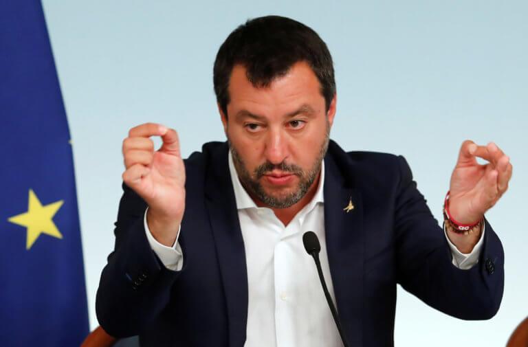 Ιταλία: Δέσμευση Σαλβίνι ότι δεν θα επιβάλλει νέους φόρους [video]