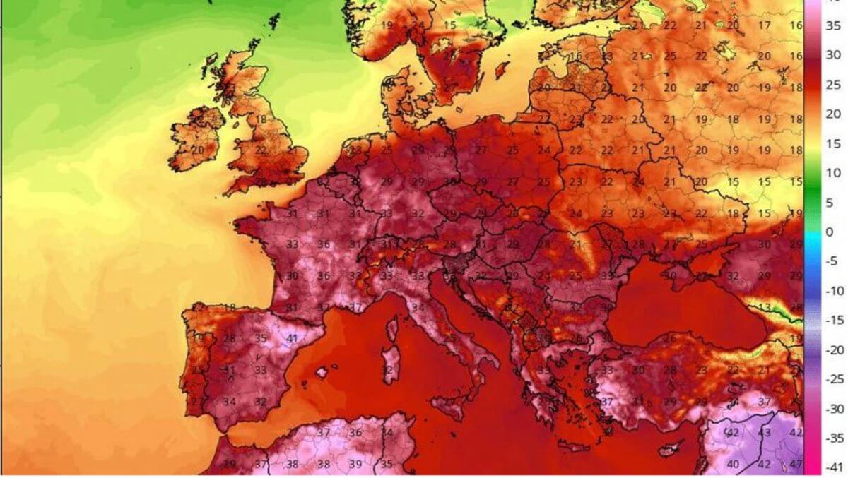 IMG HEATWAVE in Europe