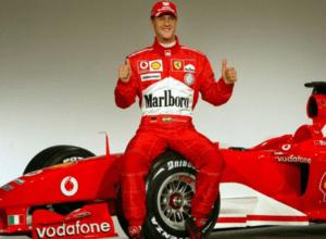 """Σπάνια δήλωση για Μίκαελ Σουμάχερ! """"Είδα μαζί του αγώνα της F1"""""""