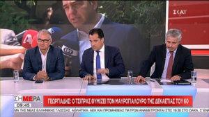Εκλογές 2019: Έσπασε το εμπάργκο του ΣΥΡΙΖΑ στον ΣΚΑΙ και ο Σεβαστάκης