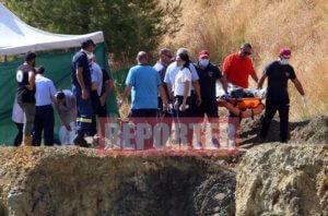 Κύπρος: Σε βάθος έξι μέτρων το άψυχο κορμάκι της 6χρονης Sierra