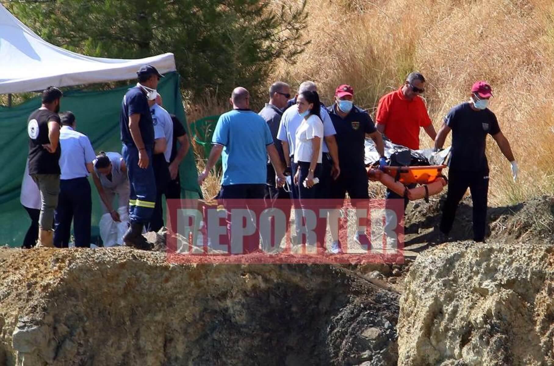 Σε βάθος έξι μέτρων το άψυχο κορμάκι της 6χρονης Sierra - Ομολόγησε ότι την στραγγάλισε ο «Ορέστης»
