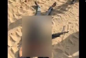 Σινά: Φρικιαστικά πλάνα από τη φονική μάχη Αιγύπτιων στρατιωτών και τζιχαντιστών!