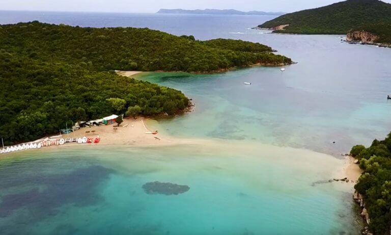 Σύβοτα: Η εξωτική παραλία που συναρπάζει – Κρυστάλλινα νερά σε ένα μαγευτικό τοπίο – video