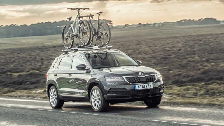 Αυτό το Škoda Karoq έχει ότι ονειρεύεται ένας ποδηλάτης! [vid]