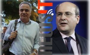 Debate στο newsit.gr: Πάνος Σκουρλέτης και Κωστής Χατζηδάκης – Στείλτε τα ερωτήματά σας