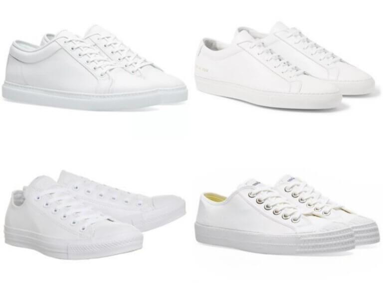 Τα 5 είδη sneakers που κάθε άντρας πρέπει να έχει