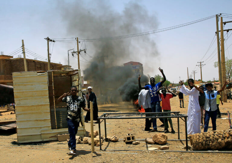 Σουδάν: Ακόμα 4 νεκροί διαδηλωτές – Στους 118 ο συνολικός αριθμός