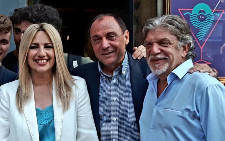 Υποψήφιος με το ΚΙΝΑΛ ο Δημήτρης Στάμου