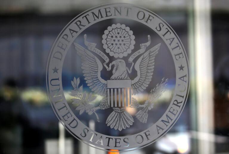 State Department για συνάντηση Πομπέο – Δένδια: Ισχυρή η συνεργασία Ελλάδας – ΗΠΑ
