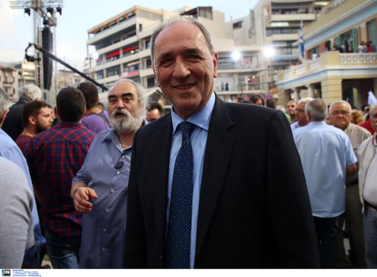 Εκλογές 2019 – Σταθάκης: «Ο ΣΥΡΙΖΑ μπορεί την ανατροπή – Δεν πήγαν στη ΝΔ οι ψηφοφόροι μας»!