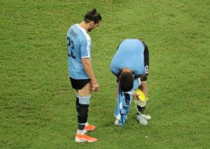 Copa America: Ξέσπασε σε κλάματα ο Σουάρες! – video