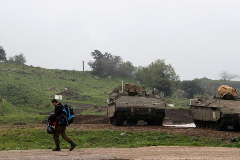 Συρία: Νεκροί τρεις στρατιώτες από πρωινή ισραηλινή επίθεση με πυραύλους