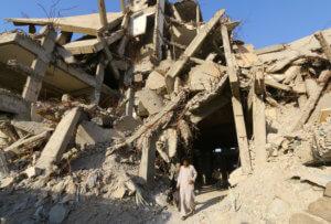 Συρία: Δέκα νεκροί από βομβιστική επίθεση με παγιδευμένο αυτοκίνητο