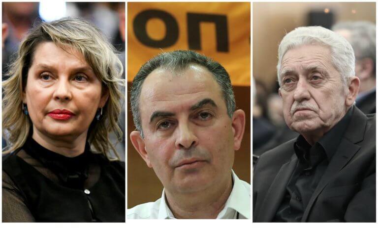 Εκλογές 2019 – Υποψηφιότητες ΣΥΡΙΖΑ: Μέσα Παπακώστα και Αδαμίδης, έξω ο Κουβέλης