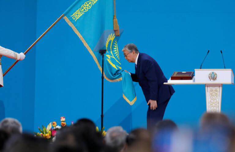 Καζακστάν: Ο Κασίμ Γιομάρτ Τοκάγεφ  ορκίστηκε νέος πρόεδρος της χώρας