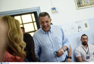 Εκλογές 2019: Την υποψηφιότητά του με τη ΝΔ ανακοίνωσε ο Νίκος Ταχιάος