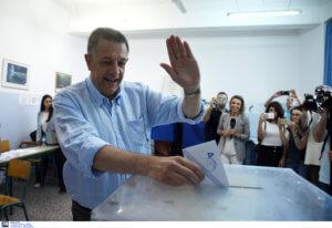 """Εκλογές 2019 – Θεσσαλονίκη: Έτσι ψήφισε ο Ταχιάος – """"Αφού δεν είναι ο ΣΥΡΙΖΑ θα πω Venceremos""""!"""