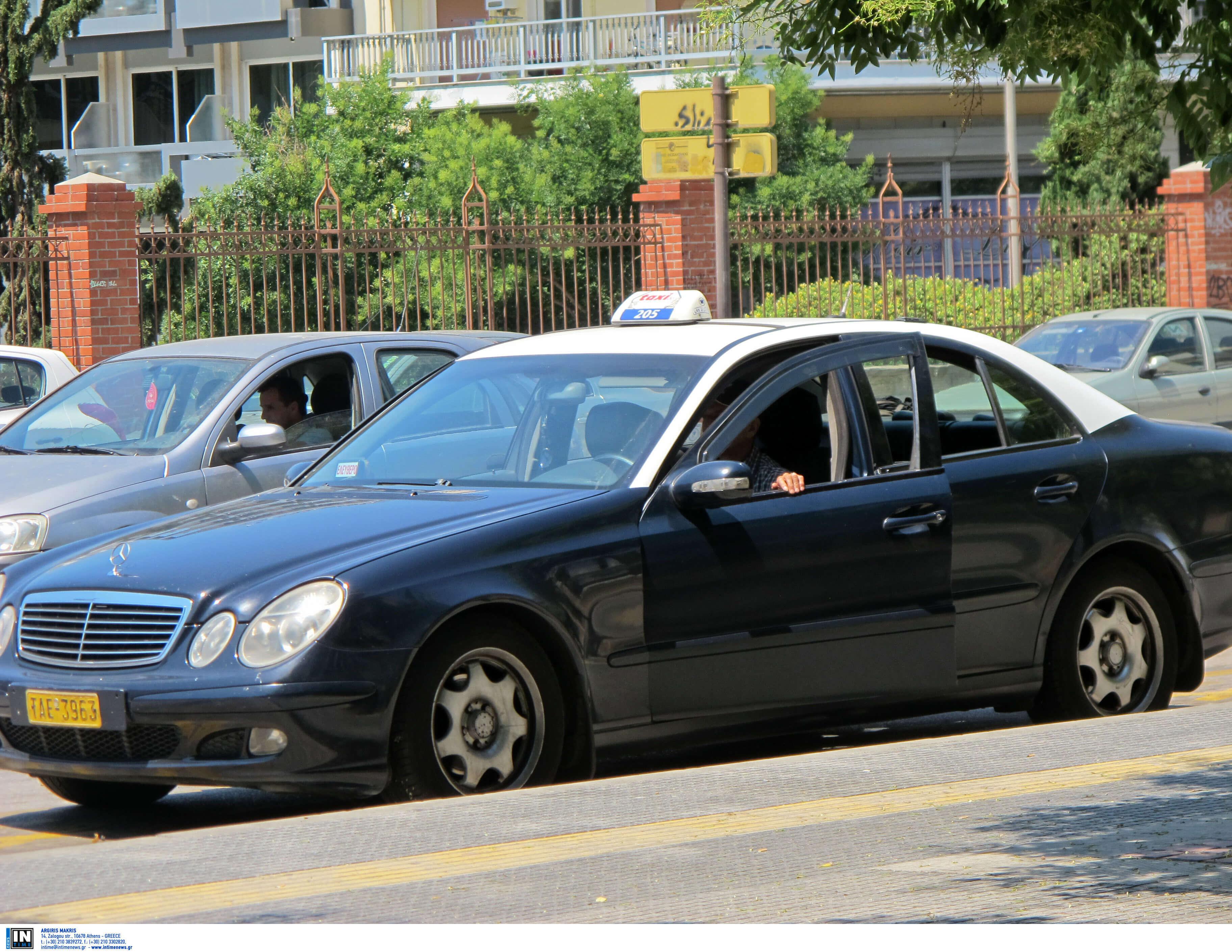 """Θεσσαλονίκη: Ο ταξιτζής που είπε """"όχι"""" σε 5.200 ευρώ – Η κούρσα που θα του μείνει αξέχαστη!"""