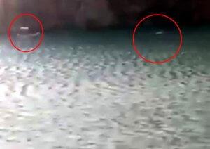 Συγκλονιστικές στιγμές! Βίντεο – ντοκουμέντο με τον άνθρωπο που πνίγηκε στη Ναύπακτο!