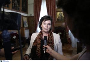Εκλογές 2019 – ΣΥΡΙΖΑ κατά Μοροπούλου: Μιλάει για πόλεμο λάσπης αντί να ζητήσει συγγνώμη