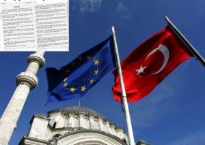 Τουρκία: Non paper σε 27 κράτη – μέλη της Ε.Ε – «Μην μπλέκεστε με την Κυπριακή ΑΟΖ»
