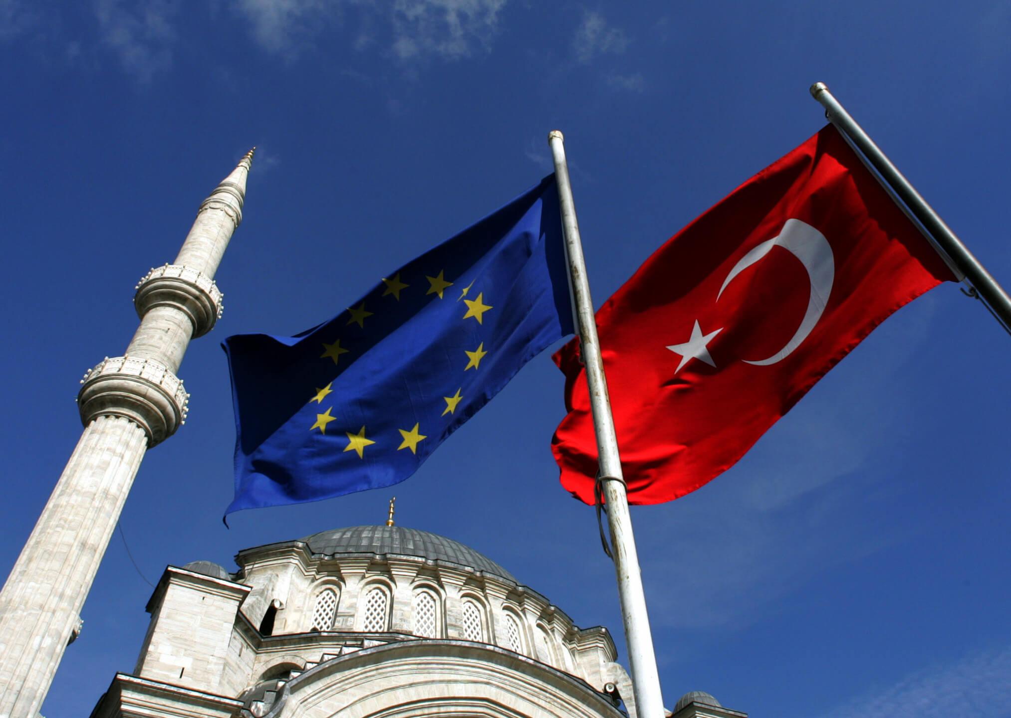"""Σύνοδος Κορυφής: Στην """"ατζέντα"""" τα μέτρα κατά της Τουρκίας"""