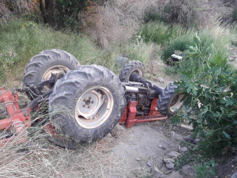 Ηλεία: Η «κατάρα» των τρακτέρ – Κι άλλος νεκρός σε δυστύχημα