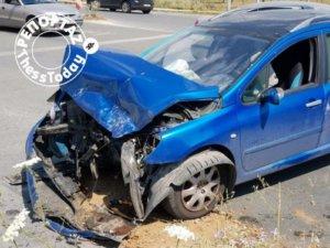 Θεσσαλονίκη: Τροχαίο με έναν τραυματία