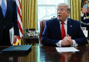 Νέες κυρώσεις κατά του Ιράν από τον Τραμπ – Στόχος και ο Χαμενεΐ