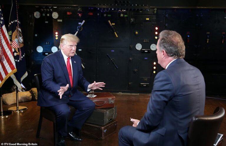 Ντόναλντ Τραμπ για Χάρι: Ποτέ δεν με σνόμπαρε!