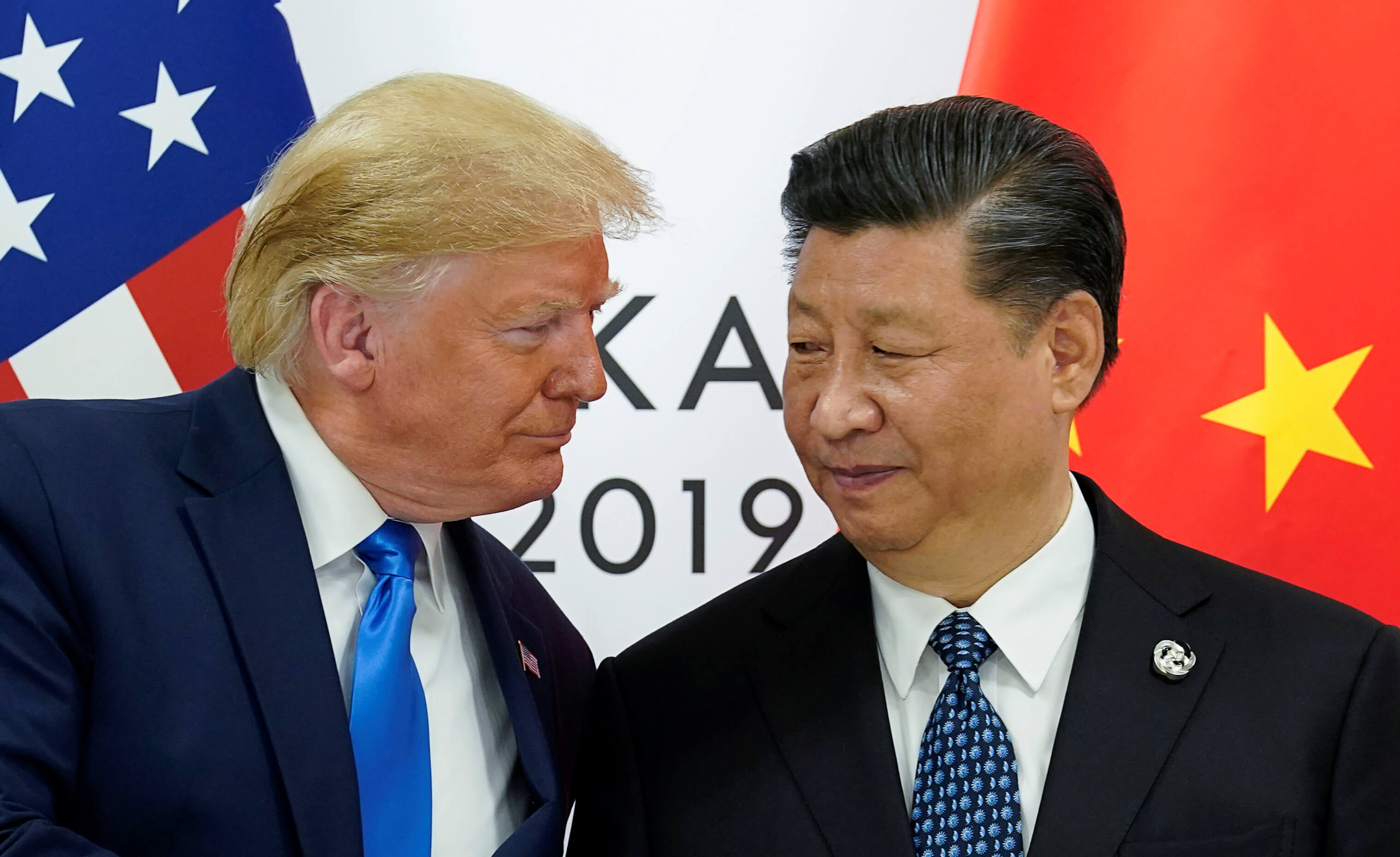 Τα αλλάζει τώρα ο Τραμπ και δεν… βιάζεται για συμφωνία με την Κίνα