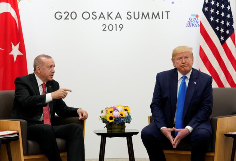 Ταγίπ we have a problem! Τι ειπώθηκε στη συνάντηση Τραμπ – Ερντογάν για τους S-400