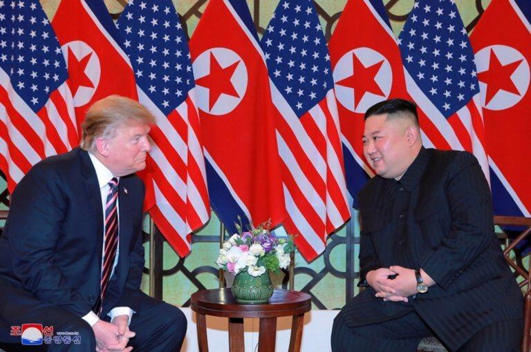 Θα συναντηθούν τελικά Τραμπ και Κιμ – Στην αποστρατιωτικοποιημένη ζώνη ο Αμερικανός πρόεδρος