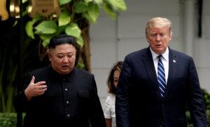 """""""Ραντεβουδάκι"""" με Κιμ Γιονγκ Ουν στην αποστρατιωτικοποιημένη ζώνη προτείνει ο Τραμπ"""
