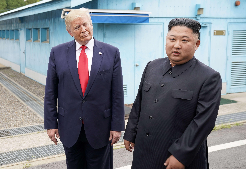 """""""Απρόσεκτος και αλλοπρόσαλλος γέρος""""! Νέα επίθεση σε Τραμπ από τη Βόρεια Κορέα"""