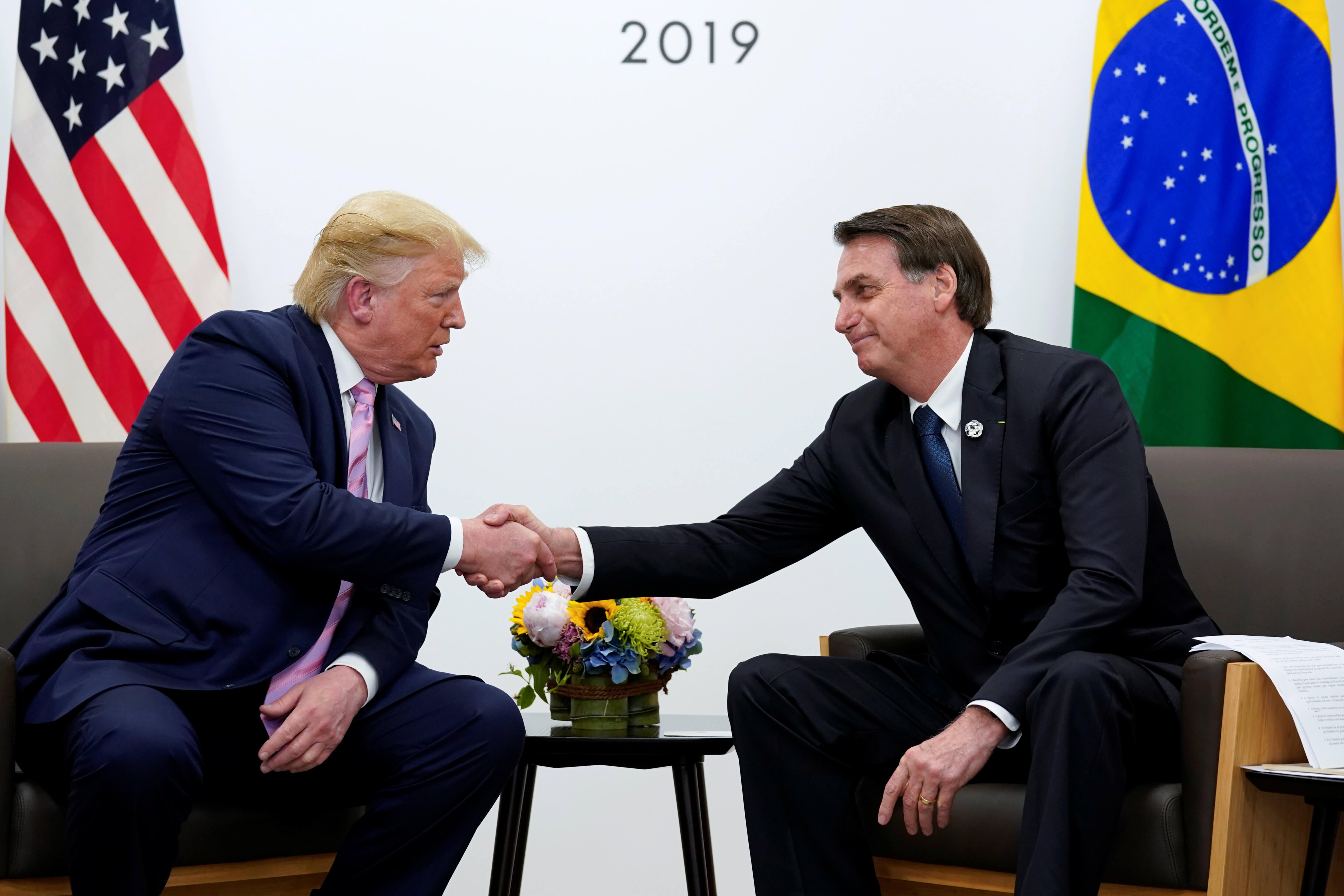 Ο Τραμπ κλείνει τα σύνορα των ΗΠΑ για όσους ταξιδεύουν από Βραζιλία