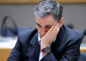 Αποχαιρετισμός στα όπλα – Ο Ευκλείδης Τσακαλώτος λέει «αντίο» στο Eurogroup