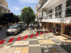 Θεσσαλονίκη: Θρίλερ με νεκρή μητέρα στην Καλαμαριά – Τη βρήκε η κόρη της σε μια λίμνη αίματος [pics]