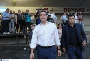 Εκλογές 2019: Τσίπρας σε Μητσοτάκη: Έλα να κάνουμε debate οι δυο μας!