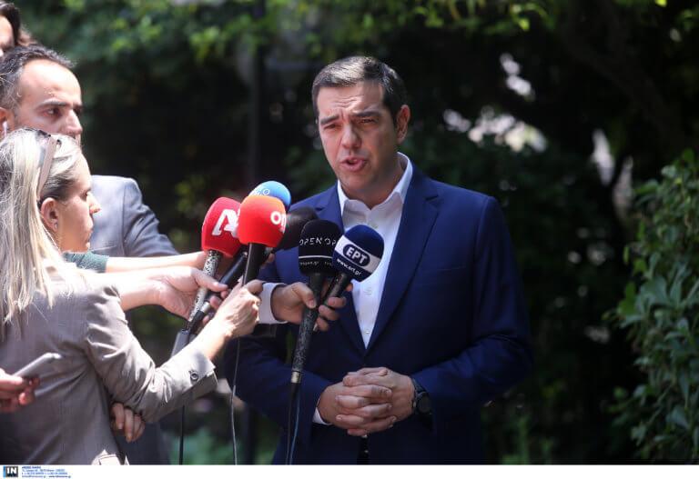 Τσίπρας προς υποψηφίους: Όποιος βγει στον ΣΚΑΙ βγαίνει και από τα ψηφοδέλτια